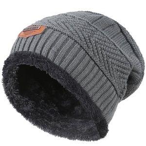 11e2cdeaaab Accessories - Winter Knitting Skull Cap Wool Slouchy Beanie Hat